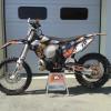 TK racing bike KTM SX 300 by Calco mx graphic dekor kit