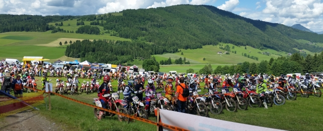 Enduro Trophy Austria Perchau