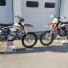 TK racing bikes ready for 2017. season