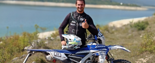 Dinaric Rally 1st time 1st place